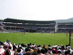 major international stadium for cricket