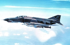 469th TFS McDonnell F-4E Phantom, AF Ser. No. 66-301