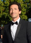 Adrien Brody – Actor, Academy award winner.