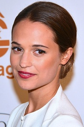 Alicia Vikander, Outstanding Performance by a Female Actor in a Supporting Role winner
