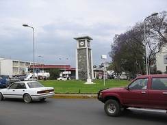 Arusha clock tower