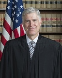 Neil Gorsuch, Associate Justice of the Supreme Court of the United States — Columbia College