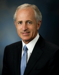 Election winner Bob Corker.