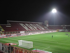 The Giulesti-Valentin Stănescu Stadium was demolished to make room for a new stadium.