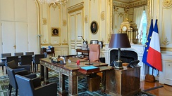 Office of the Minister of the Interior
