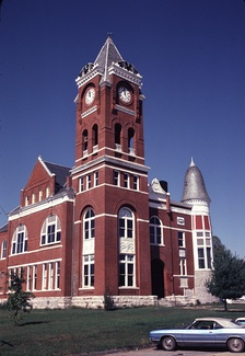 Haralson County Courthouse