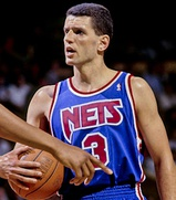 Dražen Petrović, who was drafted by the Trail Blazers, was elected to the Naismith Memorial Basketball Hall of Fame and the FIBA Hall of Fame.