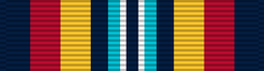 NOAA Corps Sea Service Deployment Ribbon