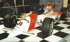 Penske PC-23 driven by Unser in 1994