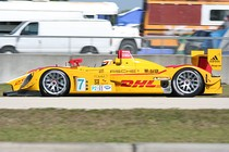 The overall winner of the 2008 12 Hours of Sebring.