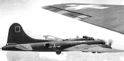 Fully bombed up, B-17F 42-5145 the 32d Bomb Squadron was photographed en route to Viterbo Airfield, Italy on 29 July 1943. Assigned to the group seven months earlier, this aircraft had completed 62 missions by the time It was transferred on to the 86th BS/2 BG in Nowernber 1943.Having passed the 100-mission mark, 42-5145 was lost on its 102nd combat sortie when It was shot down by German fighters over Fedora, Italy, on 11 March 1944. Six crewmen baled out.