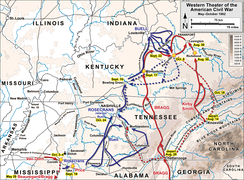 From Corinth (May 1862) to Perryville (October 1862)