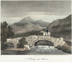 A Bridge near Brecon, 1809