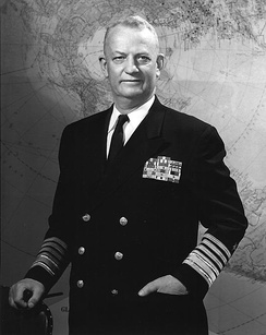 Admiral Arleigh Burke is credited with breaking the Navy out of its moribund ways, and pressing for development of the SLBM.