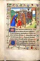 Book of Hours, British Library, the Arrest of Christ