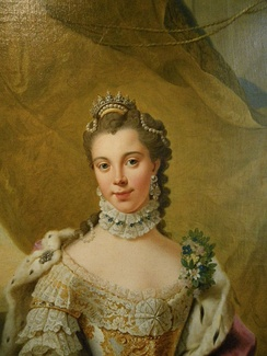 Queen Charlotte of Mecklenburg, the county's namesake