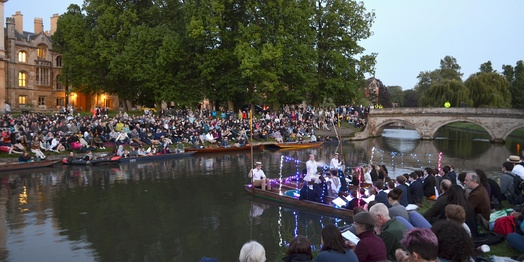 Singing on the River, 5 June 2016