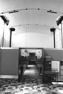 Congregation Kneses Tifereth Israel Synagogue in Port Chester, New York (1954–1956)