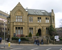 Dewsbury and District Technical School of Art and Science