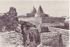 The 13th century Fakr ad-Din Mosque in Mogadishu