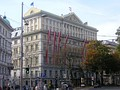 The historic Hotel Imperial in Vienna