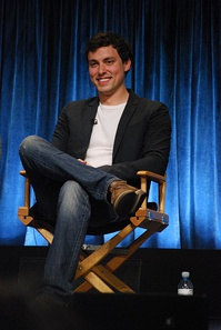 John Francis Daley portrays Lance Sweets