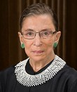 Ruth Bader Ginsburg(B.A. '54)Associate Justice of the Supreme Court of the United States