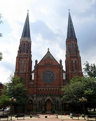 Ste. Anne de Détroit, founded in 1701 by French colonists, is the second-oldest continuously operating Catholic parish in the United States; the present church was completed in 1887[21]