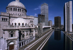 The First Church of Christ, Scientist in Boston, Massachusetts