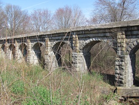 Arch Bridge off Woodland Street