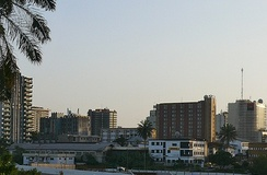 Douala, the economic capital of Cameroon
