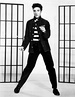 Presley in a publicity photograph for the 1957 film Jailhouse Rock