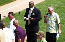 Frank Thomas Day – U.S. Cellular Field – 8/29/10
