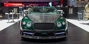 One-off Mansory GT Race, based on the Bentley Continental GT.