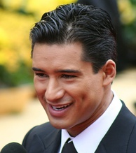 Lopez at the 81st Academy Awards, February 20, 2009