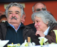 Mujica and his wife