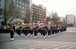 The Representative Band of the Polish Navy has served the musical needs of the Navy since 1920.