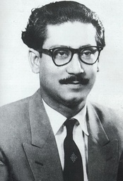 Sheikh Mujibur Rahman led Bengali's decade long independence struggle including the Bangladesh Liberation War of 1971