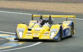 A Dome S101.5 run by T2M Motorsport in 2007.