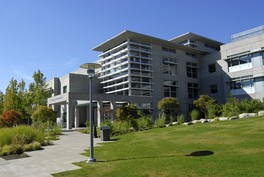 Technology and Science Complex 2 (TASC 2), housing major research laboratories and offices