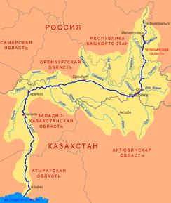 Бассейн Урала