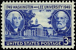 Washington, Lee & UniversityIssue of 1949
