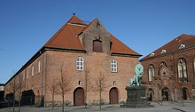The Tøjhus Museum, former arsenal (1604)
