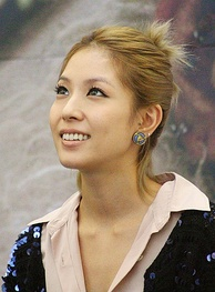 "South Korean singer BoA is known as the ""Queen of K-Pop""."