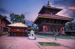 Changu Narayan Temple is one of the oldest temples in Nepal. This two-storied pagoda, rebuilt c. 1700 AD, showcases exquisite woodcraft in every piece of its timber, probably the finest in Nepal.