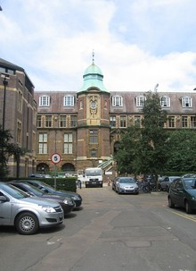 Department of Earth Sciences (Downing Site)