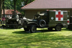 Dodge WC-64 Ambulance