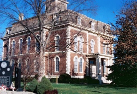 Effingham County Courthouse in Effingham