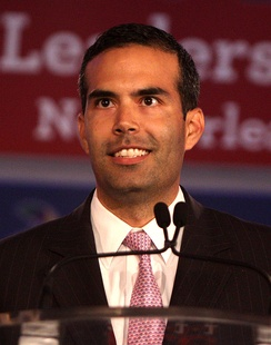 George P. Bush represents the fourth generation of the Bush family to have held elected office after becoming Texas Land Commissioner in 2015