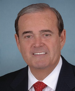 Jerry Costello, who was re-elected as the U.S. Representative for the 12th district